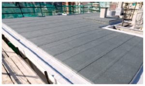 commercial roofing in bristol
