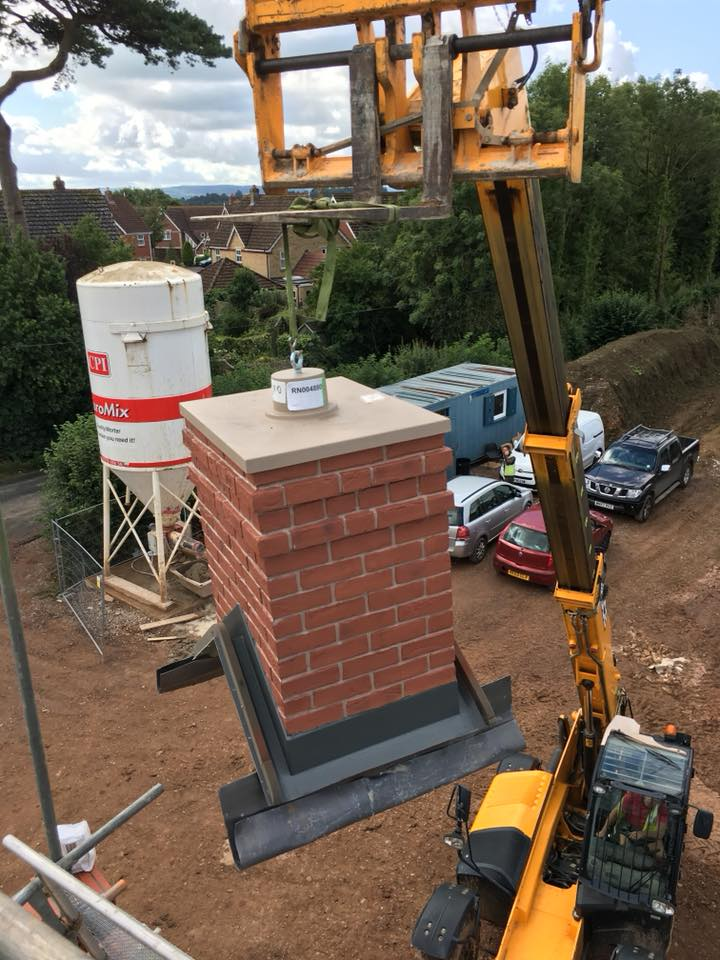 Bristol chimney repairs, maintenance and replacement